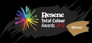 Resene Total Colour Awards 2012